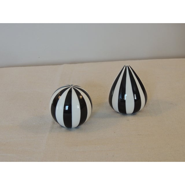 Jonathan Adler Shakers - A Pair - Image 2 of 3
