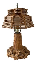Image of Arts and Crafts Table Lamps