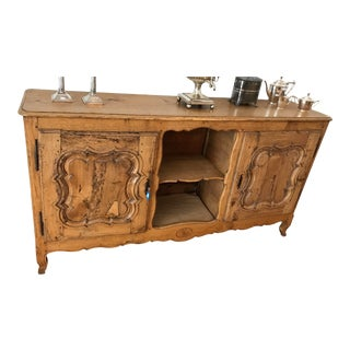 18'th Century French Sideboard Cupboard For Sale