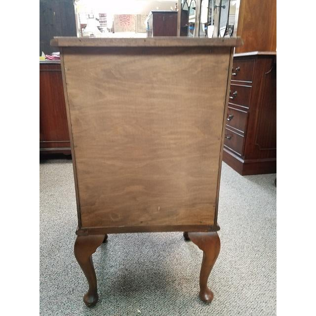Miniature Walnut Chest of Drawers c.1940s - Image 6 of 6