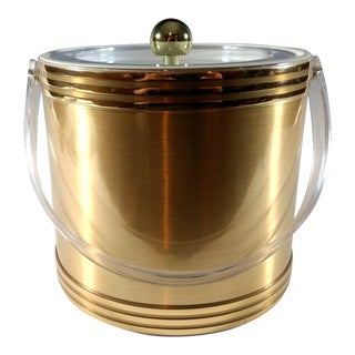 Mid 20th Century Georges Briard Ice Bucket For Sale