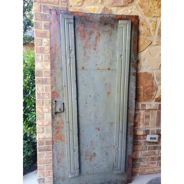 Mid 19th Century Mid 19th Century Iron Cellar Door For Sale - Image 5 of 11