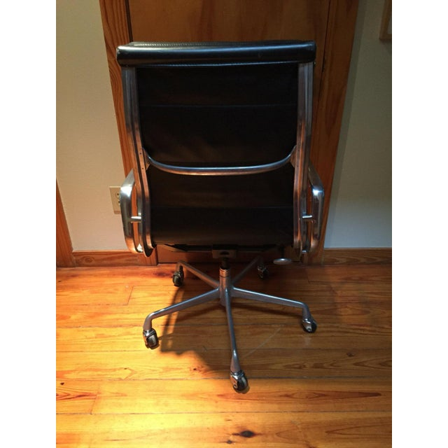 Charles and Ray Eames Desk Chair For Sale - Image 4 of 5