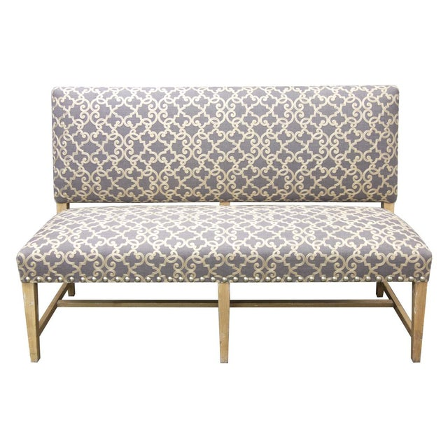 2010s Fremarc Designs Bench For Sale - Image 5 of 7