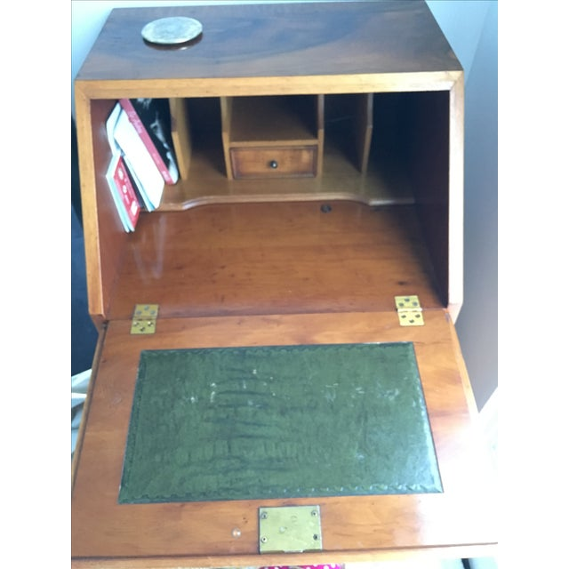 Georgian Mahogany Secretary Desk - Image 4 of 4