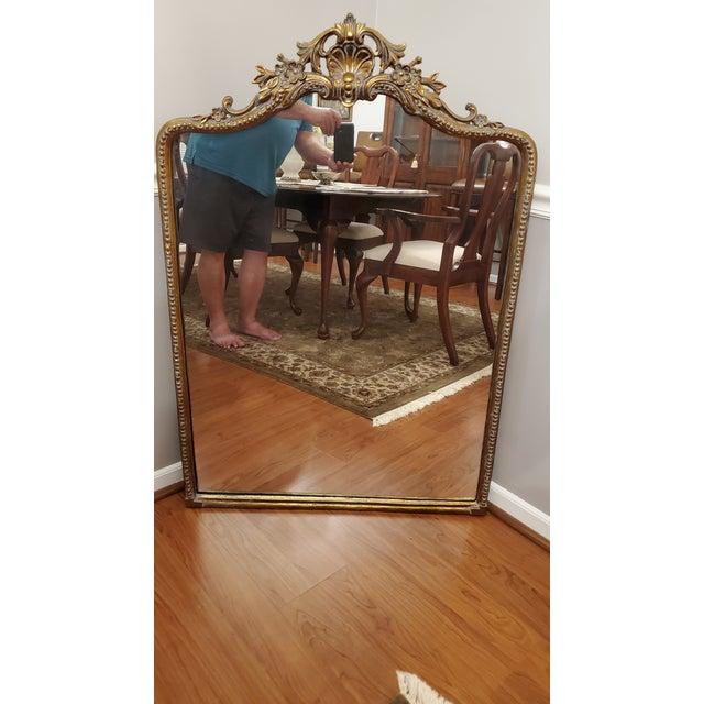 Vintage Ballard Designs Wall Mirror For Sale In Greenville, SC - Image 6 of 6