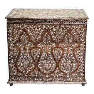 19th Century Inlay Box For Sale