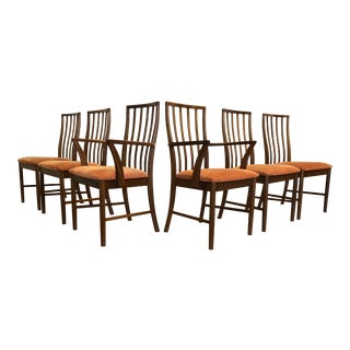 Mid-Century Ah McIntosh Attributed Dining Chairs - Set of 6