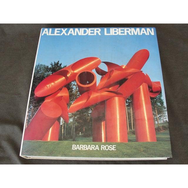 """Alexander Liberman"" by Barbara Rose - Image 3 of 8"
