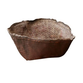 Image of Animal Skin Baskets