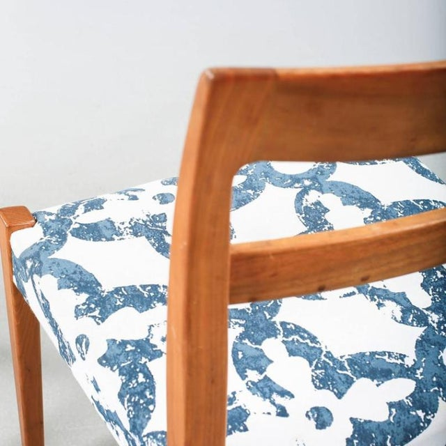 1960s Dining Chairs by Nils Jonsson for Troeds, 1960s - Set of 6 For Sale - Image 5 of 8