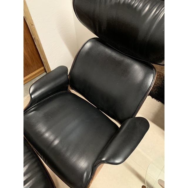 Wood Mid Century Plycraft Mr Chair Lounge For Sale - Image 7 of 9