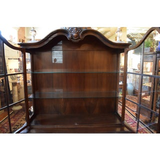 Antique French Style Mahogany Cabinet Preview