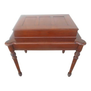 Early American Secretary Writing Desk For Sale