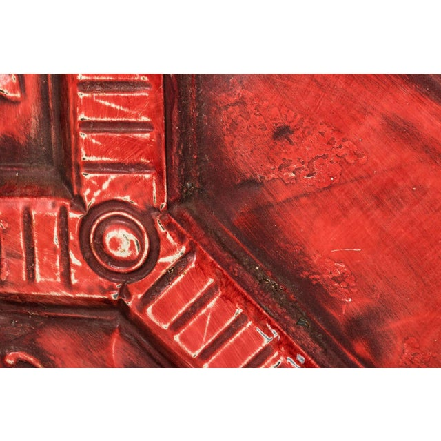 Tin Ceiling Panel For Sale - Image 11 of 13