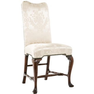 19th Century George I Period Side Chair For Sale