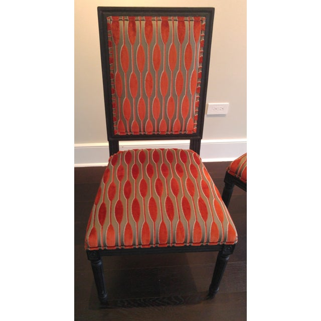 Ritz Carlton Showroom Dining Chairs - A Pair - Image 3 of 7