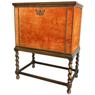 Small Cabinet or Nightstand, Otto Schulz Attributed For Sale