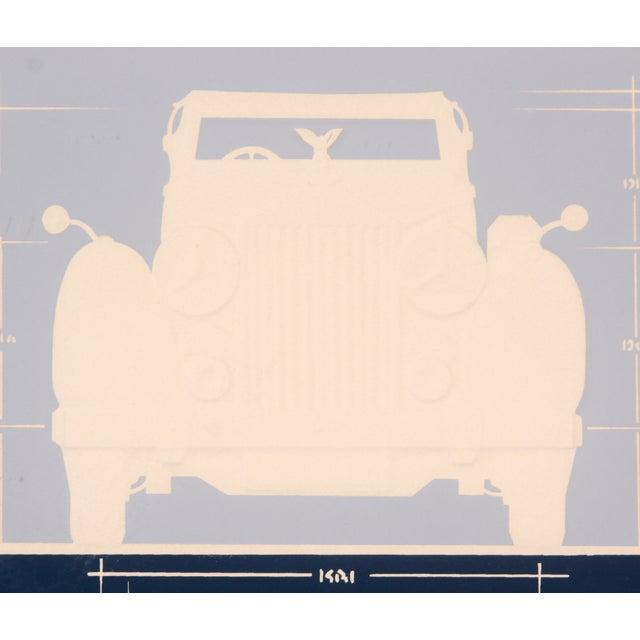 Rolls Royce Phantom Lithograph - Image 4 of 9
