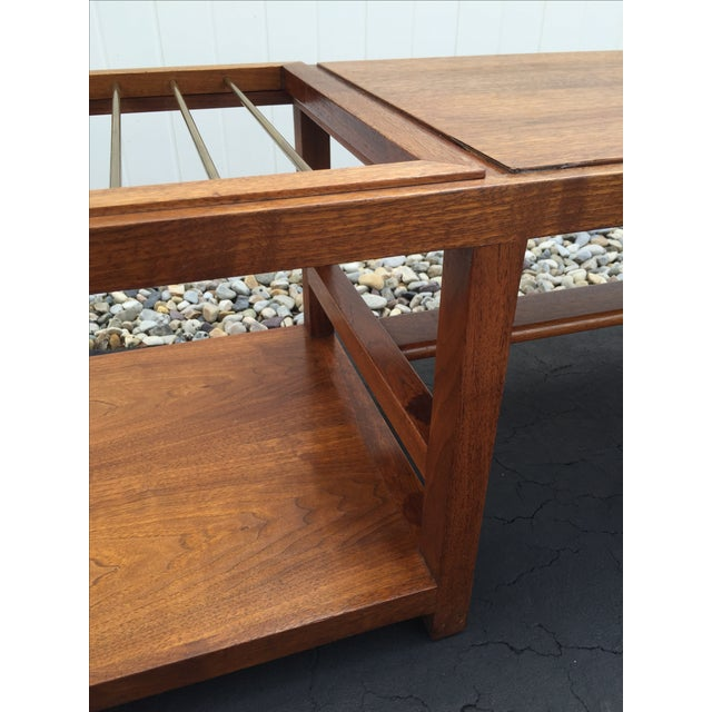Mid-Century Teak Coffee Table - Image 9 of 9