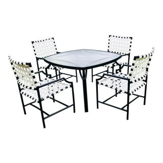 Mid-Century Modern Tropitone Cantina Series Dining Set For Sale