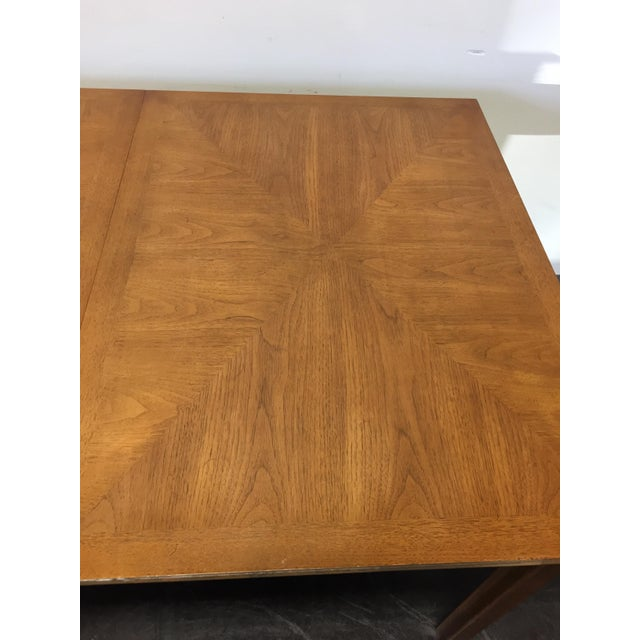 Vintage Thomasville Tamerlane Dining Table For Sale In Charlotte - Image 6 of 11