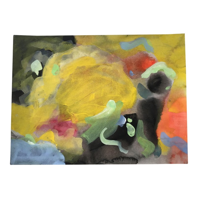 Contemporary Abstract Painting For Sale