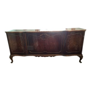 Antique Louis XV French Buffet Sideboard