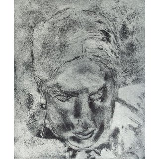 Jacklyn Friedman Art Print - Vedanta Carman
