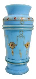 Image of Enamel Vases