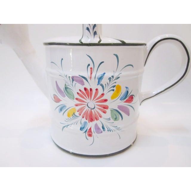 Ceramic Botanical Garden Watering Pottery - Image 3 of 5