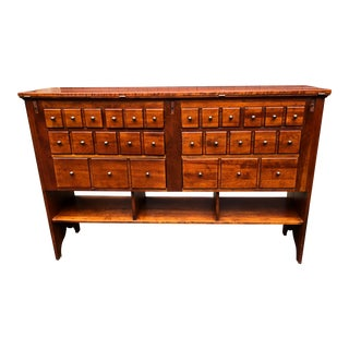 Lexington Old Salem Collection Hinged Top Server For Sale