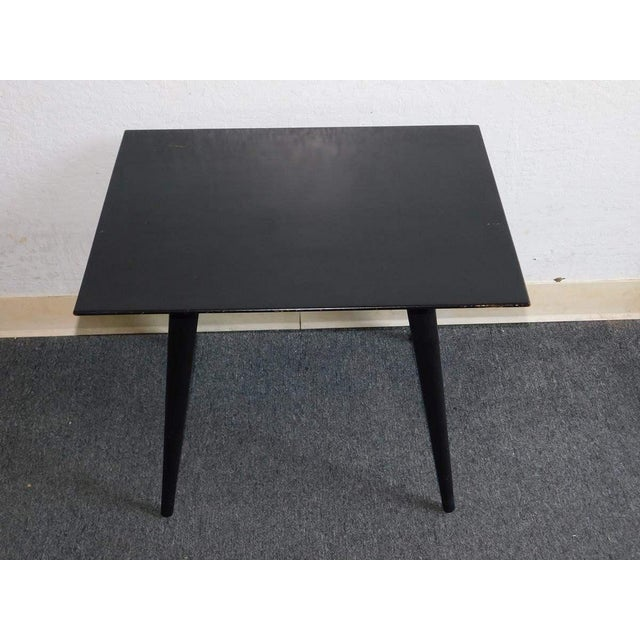1960s Mid Century Modern Paul McCobb Side Table For Sale In Sacramento - Image 6 of 7