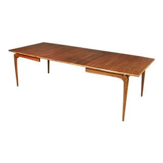 1960s Lane Perception Dining Table For Sale