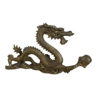 Brass Dragon For Sale