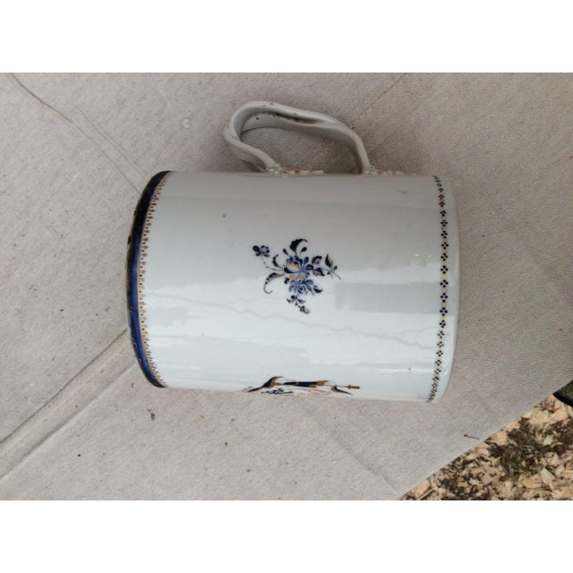 18th Century Chinese Export Tankard For Sale - Image 9 of 10