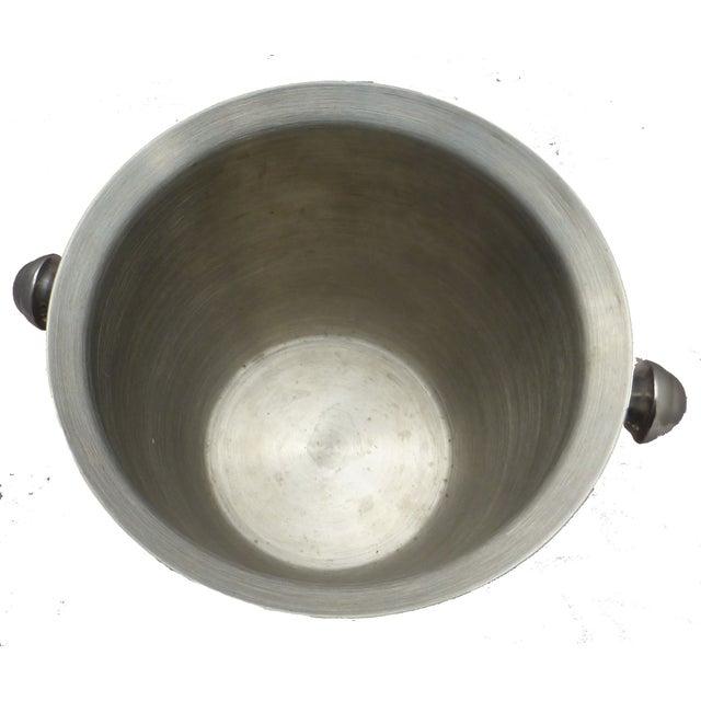 Mid-Century Modern Lenox Ice Bucket For Sale - Image 3 of 4