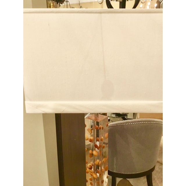 2010s Modern Acrylic Floor Lamp For Sale - Image 5 of 7