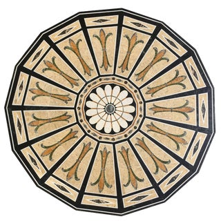 Marble Center Table For Sale