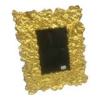 Brutalist Style Picture Frame For Sale