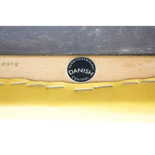 Niels O. Møller Teak Armchairs Model 57 Denmark 1960s For Sale - Image 9 of 11