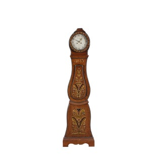 Antique Swedish Mora Clock