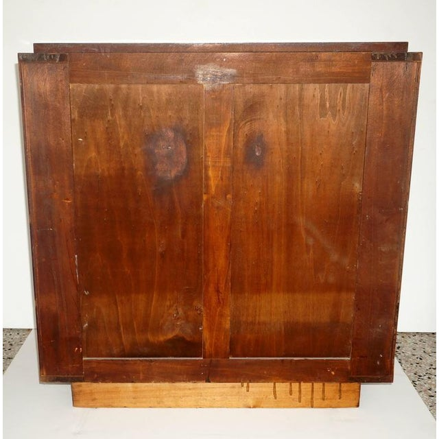 French Art Deco Two-Door Cabinet - Image 4 of 10