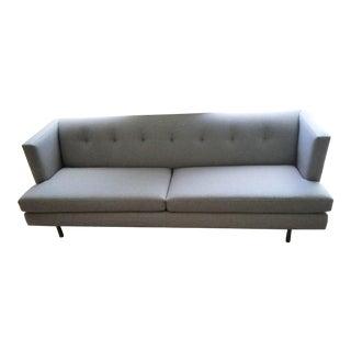 Cb2 Avec Gray Sofa