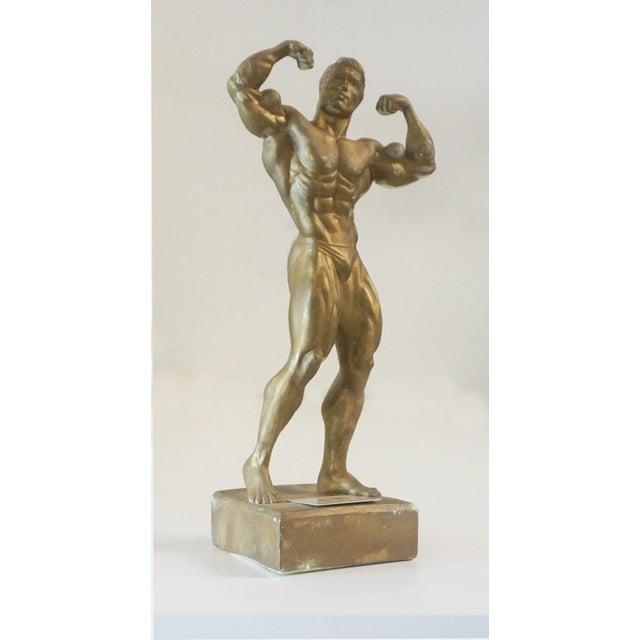 Niels Andersen Muscle Man Trophy For Sale - Image 4 of 9