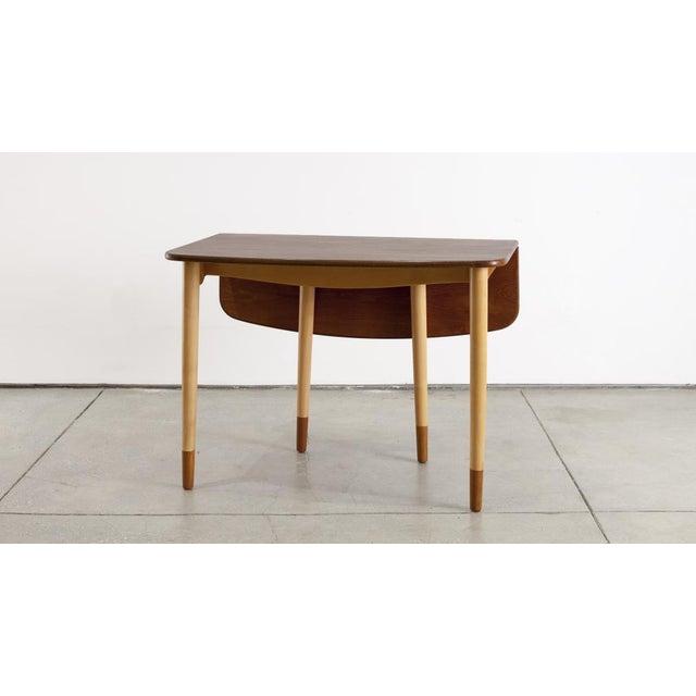 Finn Juhl FINN JUHL Butterfly Table ca. 1950 For Sale - Image 4 of 4