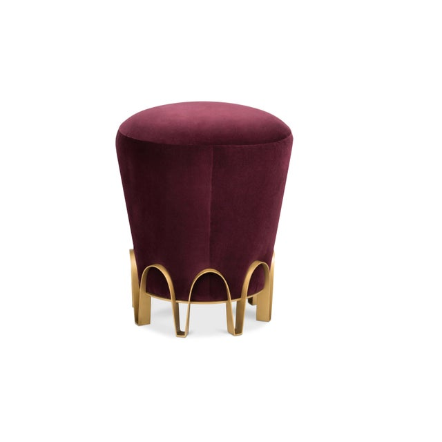 Nui Stool From Covet Paris For Sale - Image 4 of 8