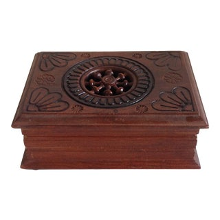 Antique French Brittany Style Box For Sale
