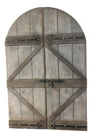 Image of Barn Doors