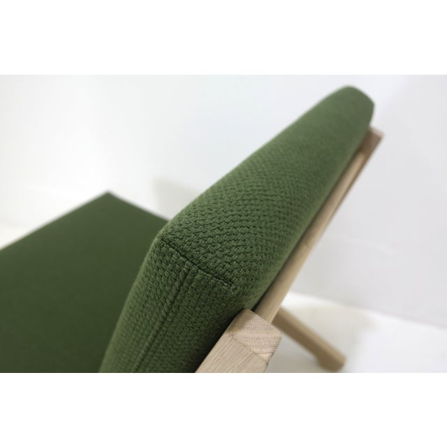 Hans Wegner Mid-Century Modern Chair GE-370 - Image 10 of 11